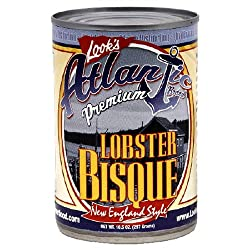 Atlantic Lobster Bisque, 10.5-Ounce Tin (Pack of 12)