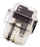 WINDMILL ウインドミル ガスライター ZAG 内燃式 防水 耐風対応 クリア 362-0001