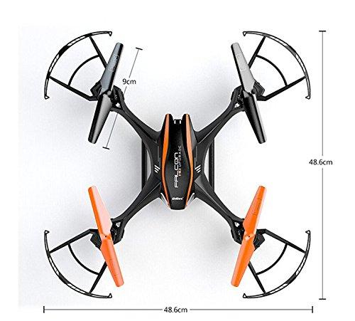 s idee 01217 quadrocopter u842 hd kamera 4 5 kanal 2 4 ghz. Black Bedroom Furniture Sets. Home Design Ideas