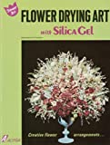 Activa Flower Drying Art with Silica Gel Book