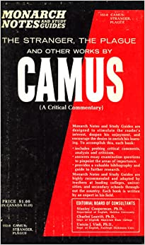 albert camus s the stranger concepts of The stranger by albert camus (l'étranger, 1942) translated from the french by matthew ward (1988) vintage (1989) 123 pp i'm way behind on my camus camus's use of language in this novel is, to some extent, in homage to that american noir classic, and there are certainly parallels between the.