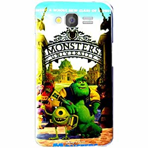 The Glam Life Best Protection Printed Back Cover For Samsung Grand I9082 ( Original Designer )