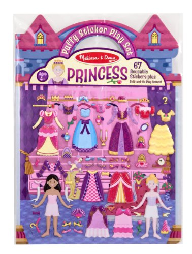 Melissa And Doug Sticker Book front-1045531