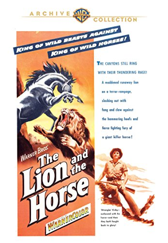 DVD : Lion & The Horse (1952)