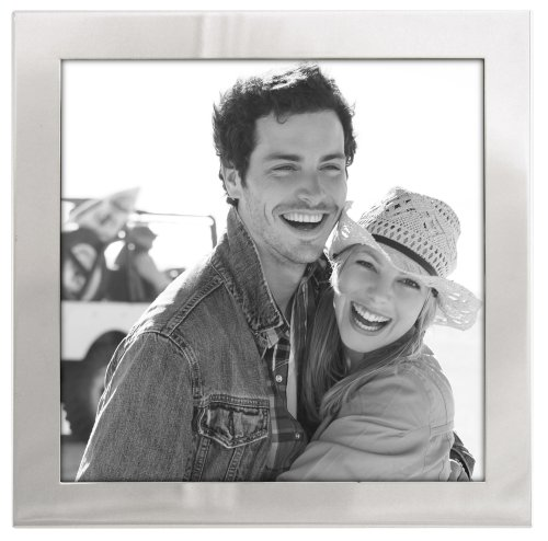 Malden 142-55 5x5-Inch Essential Metal Picture Frame