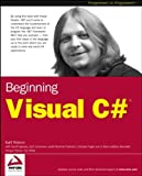 img - for Beginning Visual C# book / textbook / text book