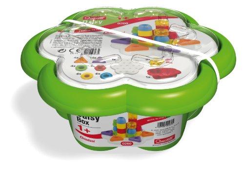 quercetti-783014-jouet-de-premier-age-jeu-de-construction-bebe-daisy-box