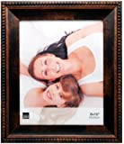 Kiera Grace Sydney Photo Frame, Holds 8-Inch by 10-Inch Photos, Antique Bronze