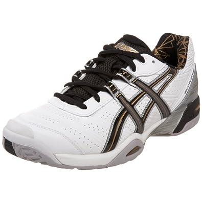asics s gel challenger 7 tennis shoe white