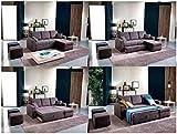 Sofá cama con chaise-longue Ibiza (Preparación 30 días)
