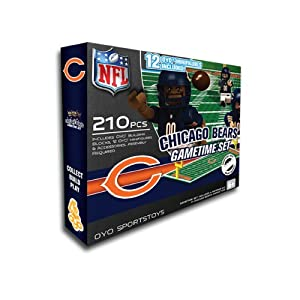 Buy NFL Chicago Bears Game Time Set by OYO