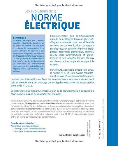 Les volutions de la norme lectrique thierry - Normes electriques consuel ...