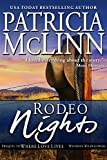Book cover image for Rodeo Nights, a western romance