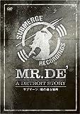 MR.DE' - A DETROIT STORY サブマージ:魂の還る場所 [DVD]