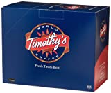 Timothys World Coffee, Winter Carnival, 24-Count K-Cups for Keurig Brewers