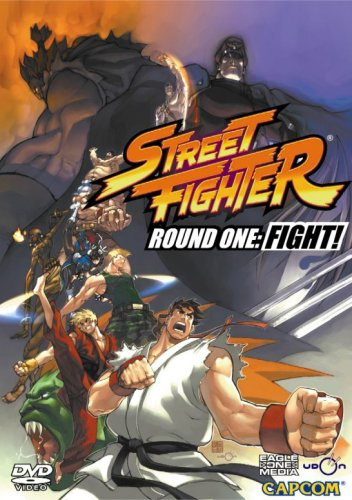 Street Fighter Round One: Fight [DVD] [Region 1] [US Import] [NTSC]