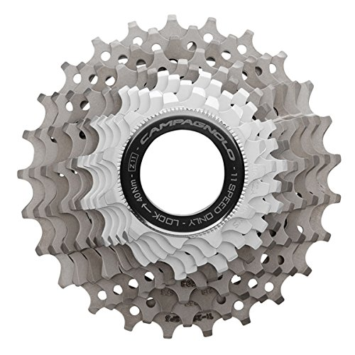 Campagnolo Super Record 11-Speed Steel/Titanium Road Bicycle Cassette