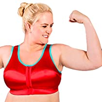 Enell High Impact Sports Bra (0, Rck it Red)