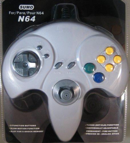 Nintendo 64 Controller (Gray)