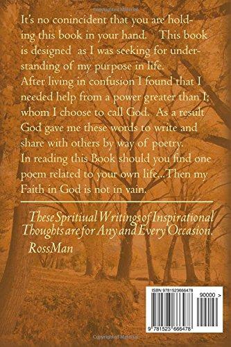 My Life Through Poetry (The Journey)