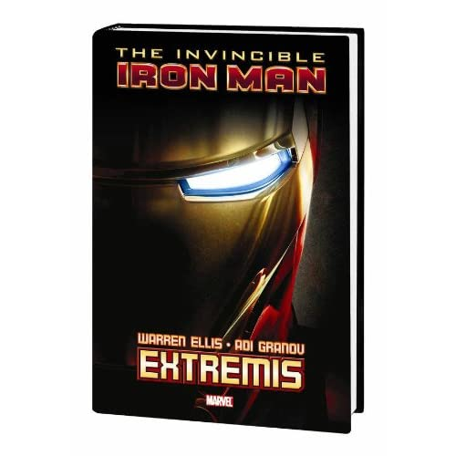 Warren Ellis - Iron Man:Extremis Reviews