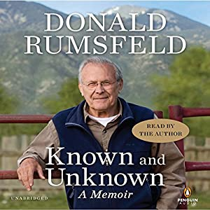 Known and Unknown Audiobook