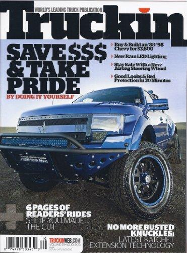Truckin Magazine (August 19, 2013)