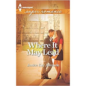 Where It May Lead by Janice Kay Johnston