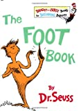 The Foot Book (0394809378) by Seuss