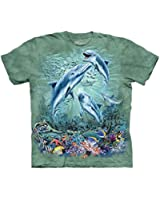 Tee shirt Dauphin - Find 12 Dolphins