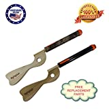Team USA Patriotic Best Toy Pop Guns (2 Pack) Black and Camo Durable-Fun & Educational-Great for Those Back Yard Duck Hunts-Rifle