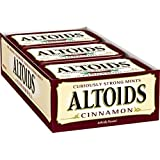 Altoids Curiously Strong Mints, Cinnamon 12 count each (Case of 12)