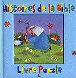 echange, troc Juliet David - Histoires de la bible - livre puzzle