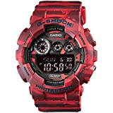 Casio G Shock GD-120CM-4ER G-Shock Uhr Watch Montre Camo Pack limited Edition