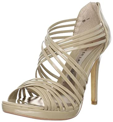 Chinese Laundry Women's Imagine Sandal,Nude Patent,5.5 M US