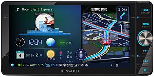 KENWOOD DVD/USB/SD AV ナビゲーションシステム MDV-Z702W