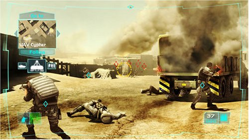 Tom Clancy's Ghost Recon Advanced Warfighter 2 screenshot