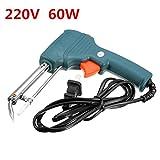 AC 220V 60W自動ハンド錫はんだごて銃規制