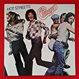 CHICAGO Hot Streets LP Vinyl VG+ Cover VG++ GF Sleeve 1978 Sterling FC 35512
