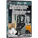 """Gabelstapler-Simulator 2009von """"astragon Software GmbH"""""""