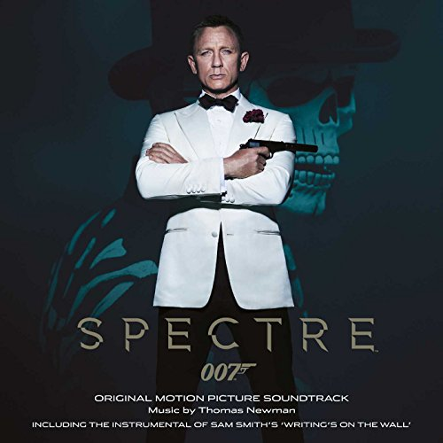 Spectre: Original Motion Picture Soundtrack (Thomas Newman)
