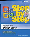 img - for Microsoft  Office Visio  2003 Step by Step (Step by Step (Microsoft)) book / textbook / text book