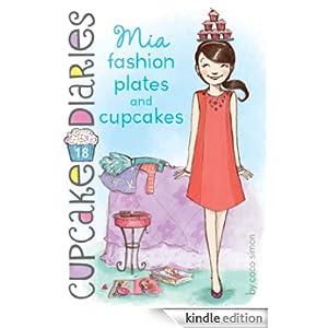 mia fashion plates and cupcakes cupcake diaries ebook