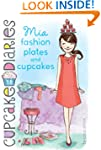 Mia Fashion Plates and Cupcakes (Cupc...