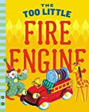 Jane Flory The Too Little Fire Engine (G&d Vintage)