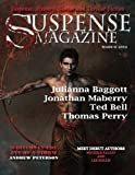 img - for Suspense Magazine March 2012 book / textbook / text book
