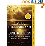 Laura Hillenbrand (Author)   49 days in the top 100  (10995)  Buy new:  $16.00  $9.60  83 used & new from $7.87