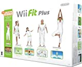 51HkVzHt9%2BL. SL160  Wii Fit Plus with Balance Board