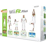 Wii Fit Plus with Balance Board ~ Nintendo