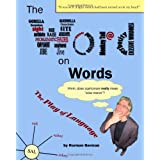 The Word on Words: The Play of Language